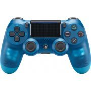 New DualShock 4 CUH-ZCT2 Series (Blue Crystal) (Japan)