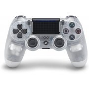 New DualShock 4 CUH-ZCT2 Series (Crystal) (Japan)