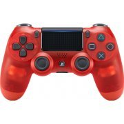 New DualShock 4 CUH-ZCT2 Series (Red Crystal) (Japan)