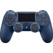 New DualShock 4 CUH-ZCT2 Series (Midnight Blue) (Japan)