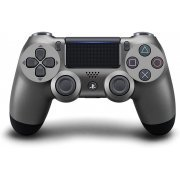 New DualShock 4 CUH-ZCT2 Series (Steel Black) (Japan)