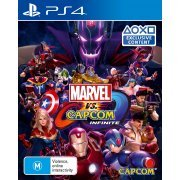 Marvel vs. Capcom: Infinite (Australia)