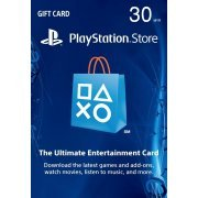 PSN Card 30 MYR | Playstation Network Malaysia (Malaysia)