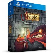 UnEpic [Collector's Edition]  PLAY EXCLUSIVES (Asia)