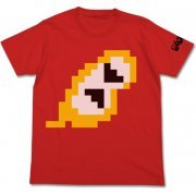Digdug - T-shirt French Red (L Size) (Japan)