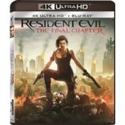 Resident Evil: The Final Chapter (4K UHD+BD) (2-Disc) (Hong Kong)