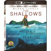 The Shallows (4K UHD+BD) (2-Disc) (Hong Kong)