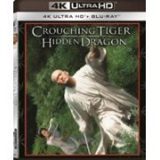 Crouching Tiger Hidden Dragon (4K UHD+BD) (2-Disc) (Hong Kong)