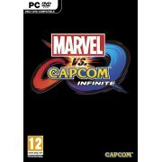Marvel vs. Capcom: Infinite (DVD-ROM) (Europe)