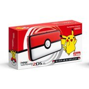 New Nintendo 2DS LL [Monster Ball Edition] (Japan)