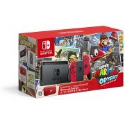 Nintendo Switch Super Mario Odyssey Set (Japan)