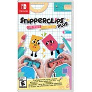 Snipperclips Plus: Cut It Out, Together! (US)