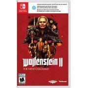 Wolfenstein II: The New Colossus (US)