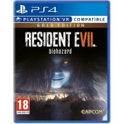 Resident Evil 7: biohazard [Gold Edition] (Europe)