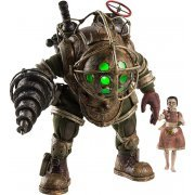 BioShock 1/6 Scale Action Figure: Big Daddy and Little Sister (Japan)