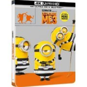 Despicable Me 3 [4K UHD+BD Steelbook Limited Edition] (Hong Kong)