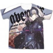 Fate/Grand Order - Jeanne D'Arc [Alter] Full Graphic T-shirt White (XL Size) (Japan)