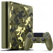 PlayStation 4 CUH-2100 Series 1TB HDD [Call of Duty World War II  Edition] (Japan)