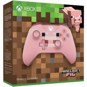Xbox Wireless Controller (Minecraft Pig) (Japan)