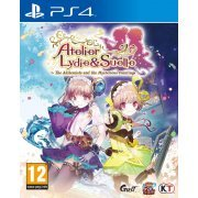 Atelier Lydie & Suelle: The Alchemists and the Mysterious Paintings (Europe)