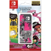 Joy-Con Grip Cover for Nintendo Switch (Splatoon 2 Type A) (Japan)
