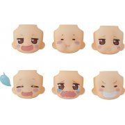 Nendoroid More Himouto! Umaru-chan R: Face Swap Himouto! Umaru-chan (Set of 6 pieces) (Japan)