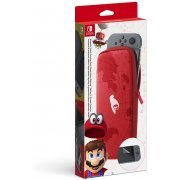 Nintendo Switch Carrying Case & Screen Protector (Super Mario Odyssey Edition) (Europe)