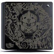 PlayStation 4 System 1TB HDD [Ryu ga Gotoku Kiwami 2 Edition] (Jet Black) (Japan)