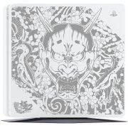 PlayStation 4 System 1TB HDD [Ryu ga Gotoku Kiwami 2 Edition] (Glacier White) (Japan)