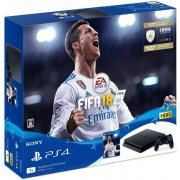 PlayStation 4 CUH-2100 Series 1TB HDD [FIFA 18 Edition ] (Japan)