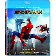 Spider-Man: Homecoming [Blu-ray+DVD+Digital] (US)