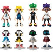 Splatoon 2 Kisekae Gear Collection (Set of 10 pieces) (Japan)