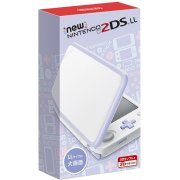 New Nintendo 2DS LL (White x Lavender) (Japan)