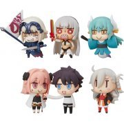 Learning with Manga! Fate/Grand Order Collectible Figures Episode 2 (Set of 6 pieces) (Japan)