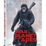 War for the Planet of the Apes (2D+3D) (2-Disc) (Hong Kong)