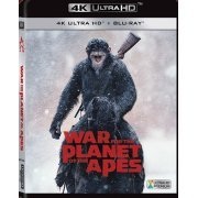 War for the Planet of the Apes (4K UHD+BD) (2-Disc) (Hong Kong)