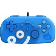 Hori Wired Controller Light for PlayStation 4 [Dragon Quest Slime Edition] (Blue) (Japan)