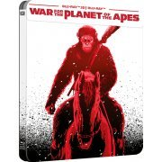 War for the Planet of the Apes (2D+3D) (2-Disc) (Steelbook) (Hong Kong)