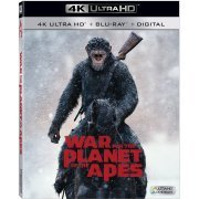 War For The Planet Of The Apes [4K Ultra HD Blu-ray] (US)