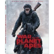 War For The Planet Of The Apes [Blu-ray 3D+Blu-ray+Digital HD] (US)