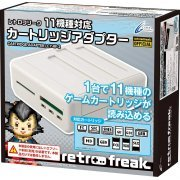 Retro Freak 11 Model Cartridge Adapter (Japan)