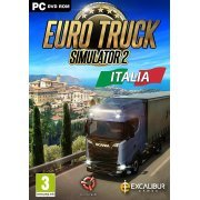 Euro Truck Simulator 2: Italia Add-On (DVD-ROM) (Europe)