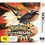 Pokemon Ultra Sun (Australia)