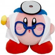 Kirby All Star Collection Plush: Doctor Kirby (Japan)
