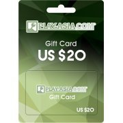Play-Asia.com Gift Card USD20