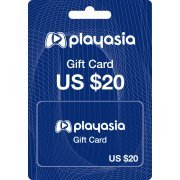 Playasia Gift Card USD20