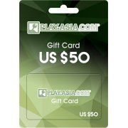 Play-Asia.com Gift Card USD50