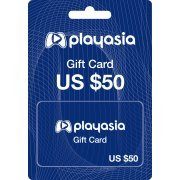 Playasia Gift Card USD50