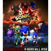 Sonic Forces Original Soundtrack - A Hero Will Rise (Japan)