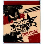 Sonic Forces Vocal Traxx - On The Edge (Japan)